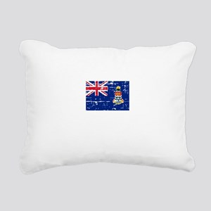 CAYMAN ISLANDS1 Rectangular Canvas Pillow